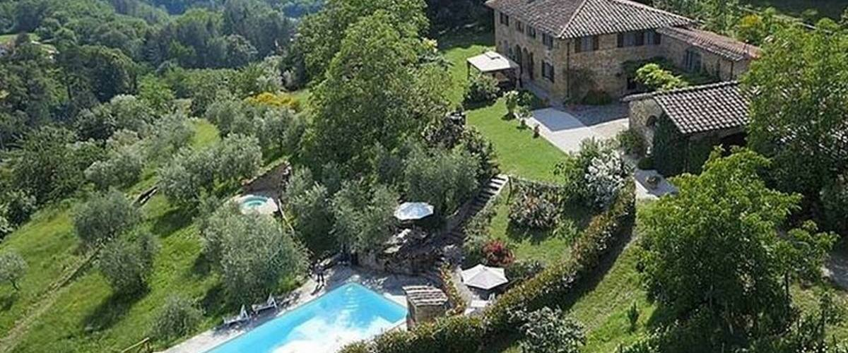 Vacation Rental Villa San Lorenzo