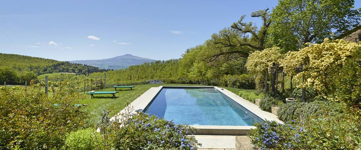 Vacation Rental Villa La Foce