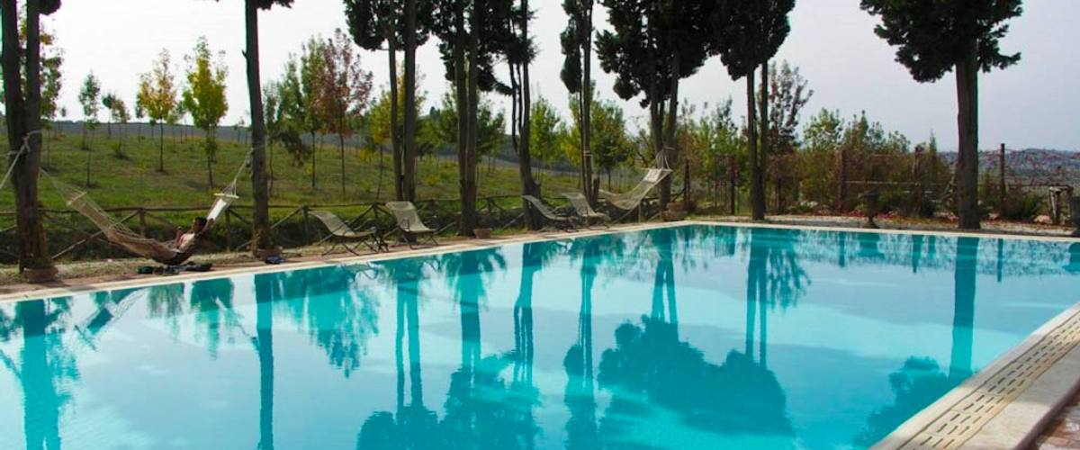 Vacation Rental Podere Rapolano