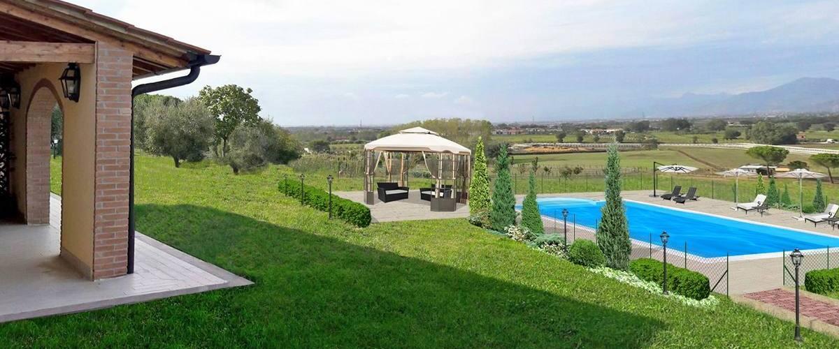 Vacation Rental Villa Copernico