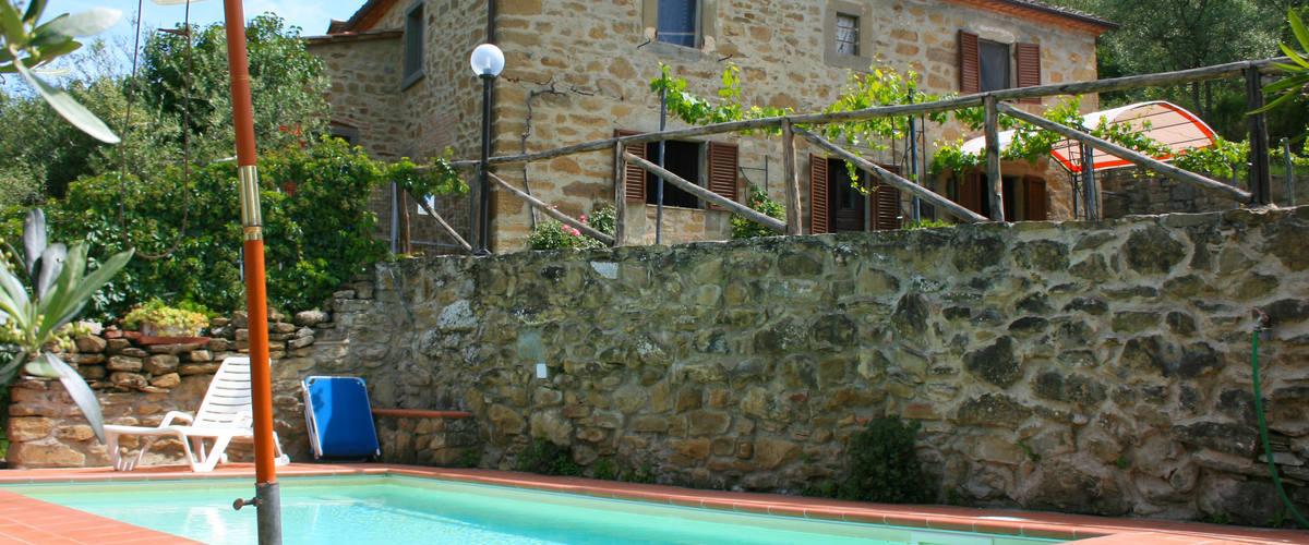 Vacation Rental Villa Mezza