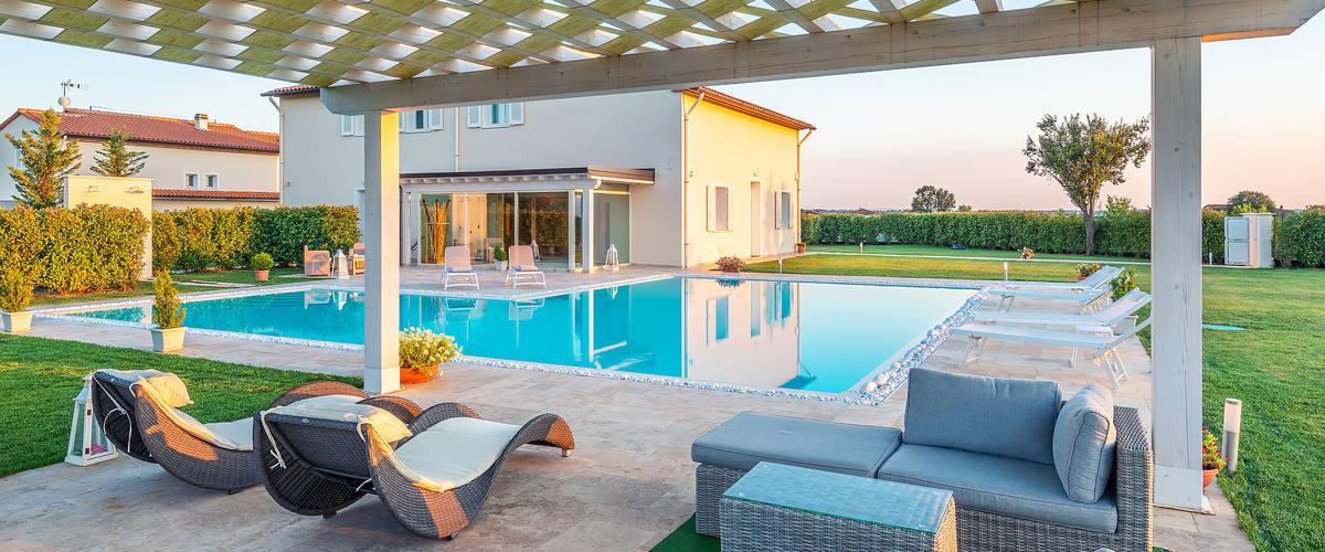 Vacation Rental Villa Caliano
