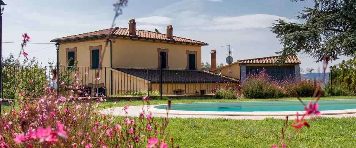 Vacation Rental Villa Lizz