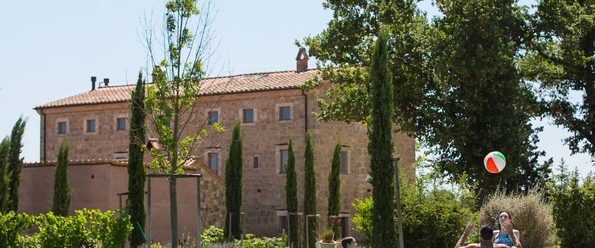 Vacation Rental Villa Giustina - 18 Guests