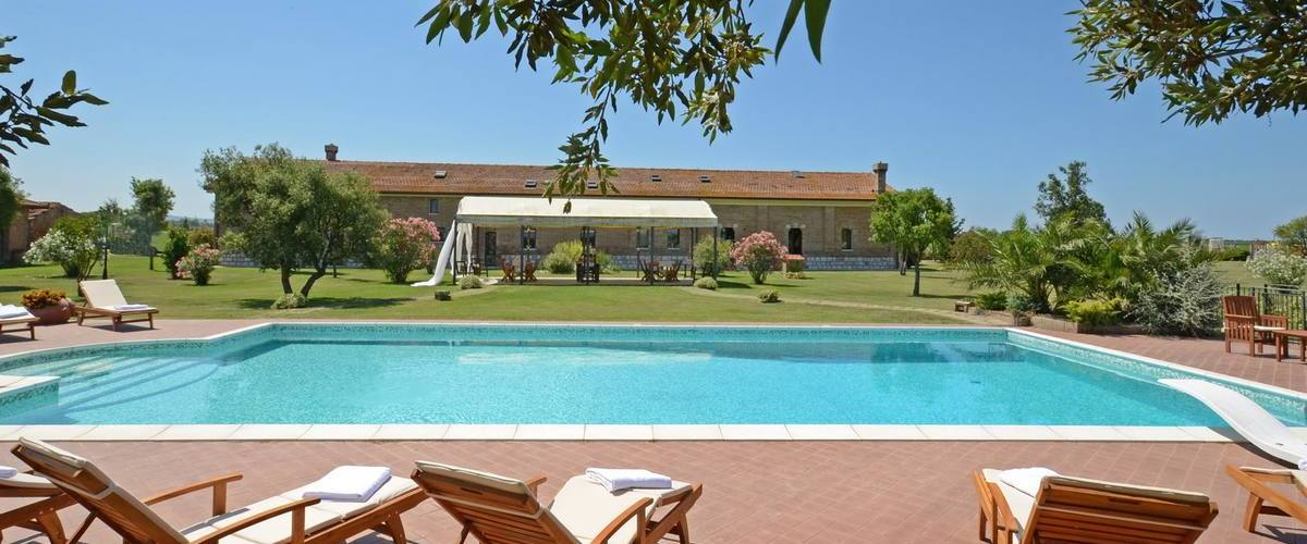 Vacation Rental Villa Grosseto