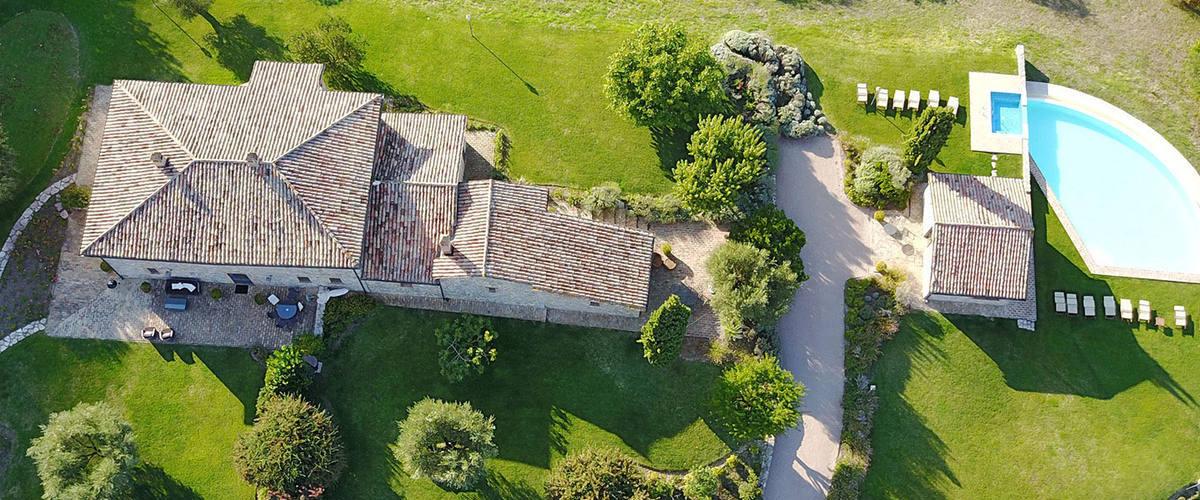 Vacation Rental Villa Porpora - 18 Guests