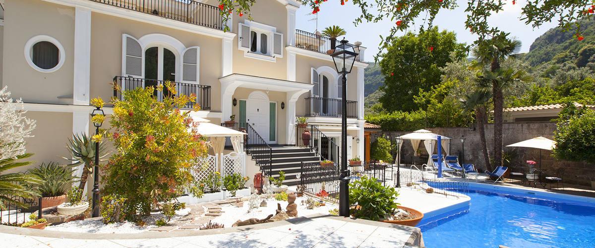 Vacation Rental Villa Jaquetta