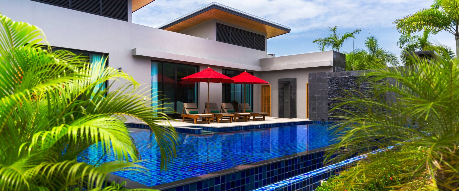 Vacation Rental Villa Aroha