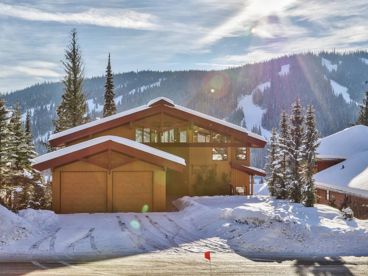 Sundance Retreat in Sun Peaks, Sun Peaks
