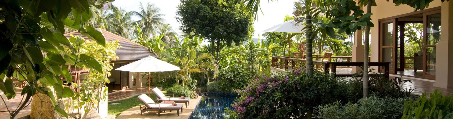 Vacation Rental Plantation Villa 06 Lamyai