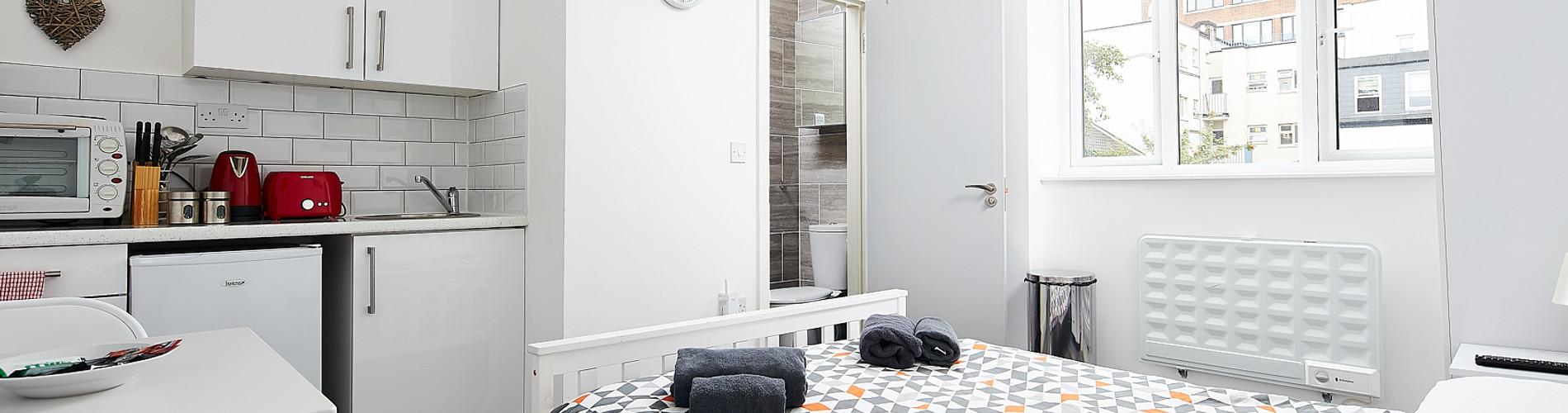 Vacation Rental Euston Studio Apartment #6
