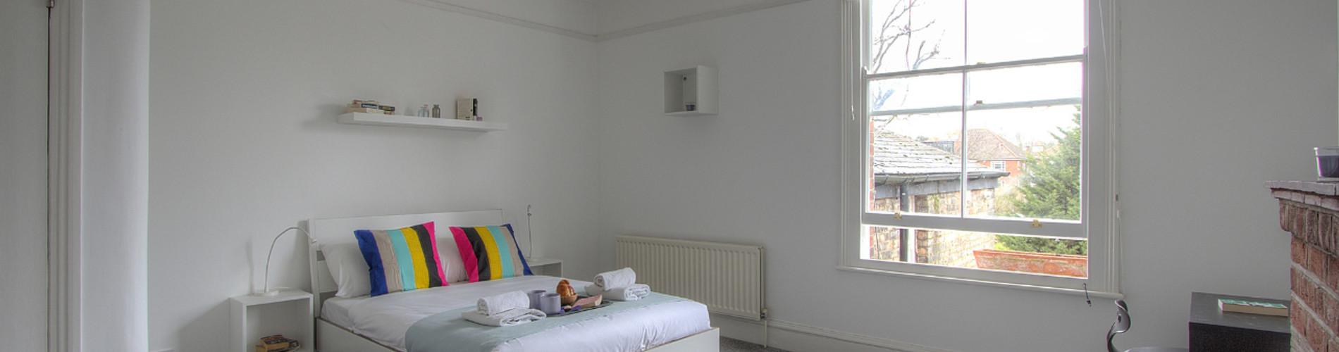 Vacation Rental Brondesbury Apartment
