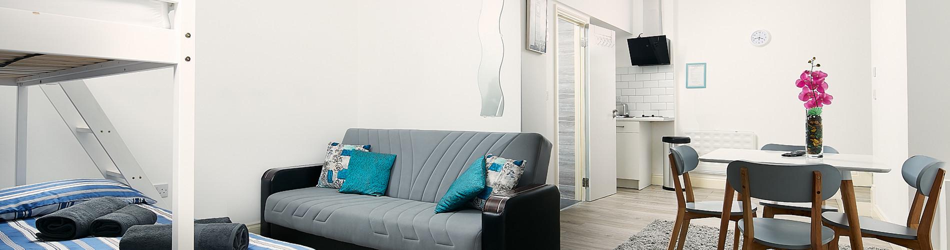 Vacation Rental Euston Studio Apartment #12