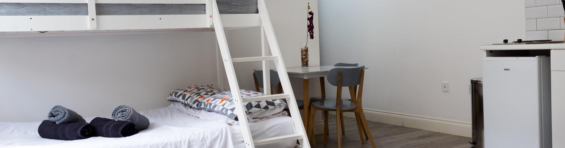 Vacation Rental Euston Studio Apartment #15