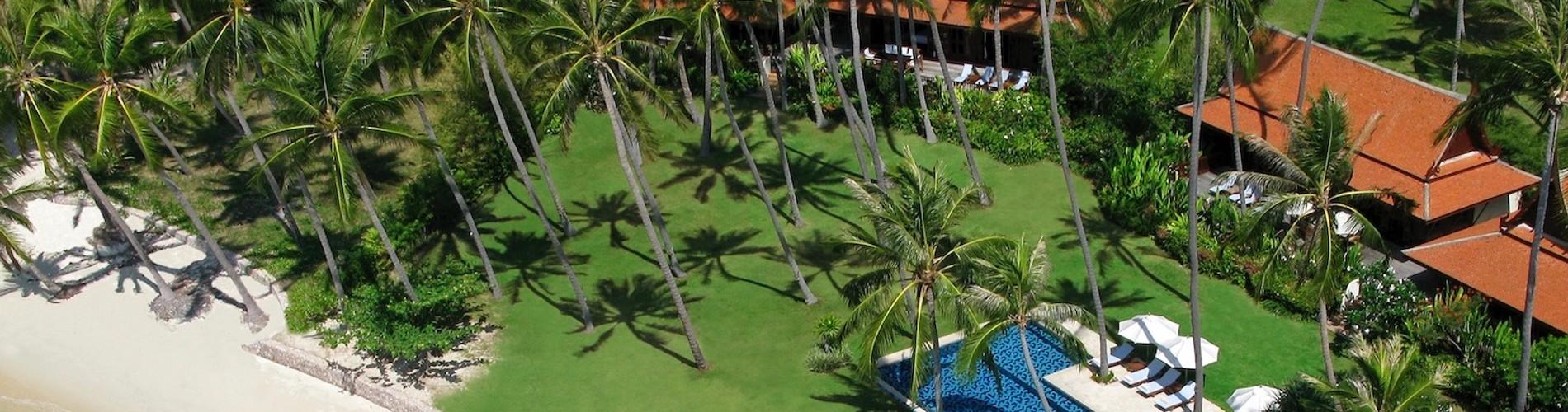 Vacation Rental Ban Sairee - Beach Villa in Laem Sor