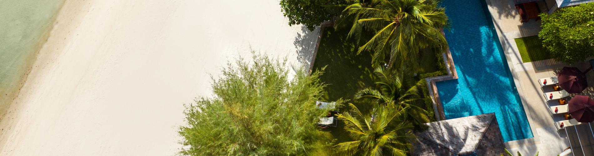Vacation Rental Inasia Beach Villa