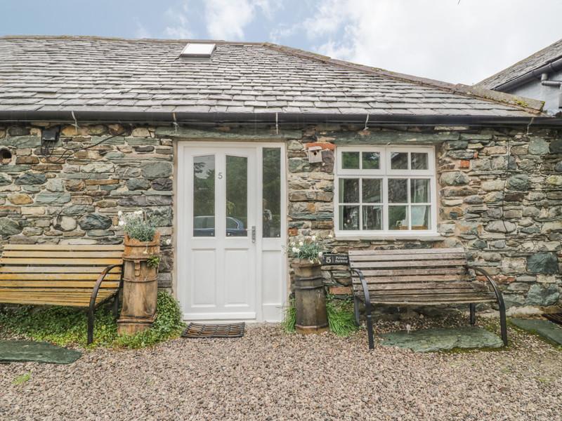 Vacation Rental Mews Studio Cottage 5