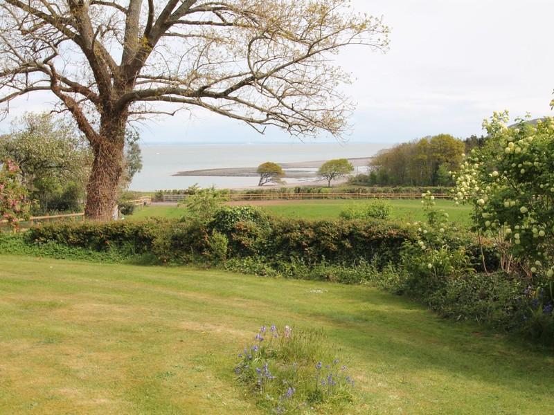 Vacation Rental Garden View, Porlock Weir