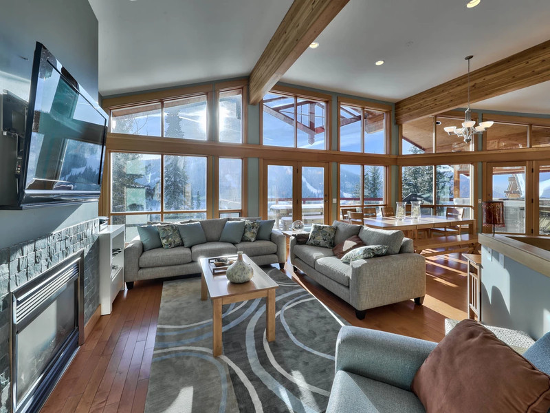 Vacation Rental Sundance Retreat in Sun Peaks