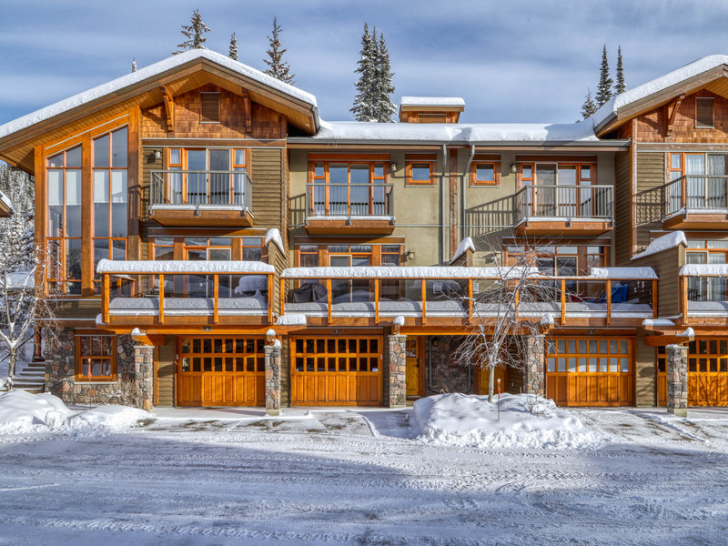 Vacation Rental Woodhaven 5 in Sun Peaks