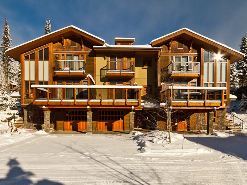 Vacation Rental Woodhaven 8 in Sun Peaks