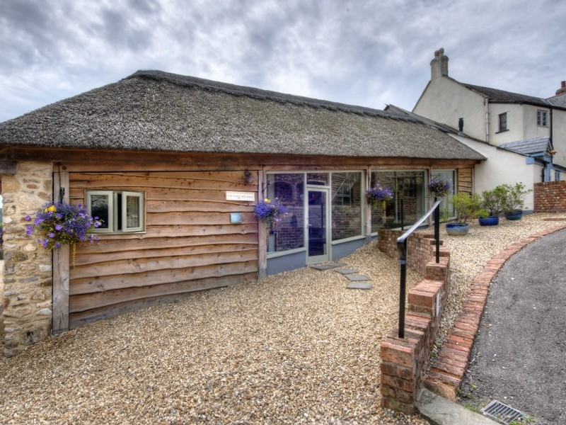 Vacation Rental Thatched, Higher Wiscombe