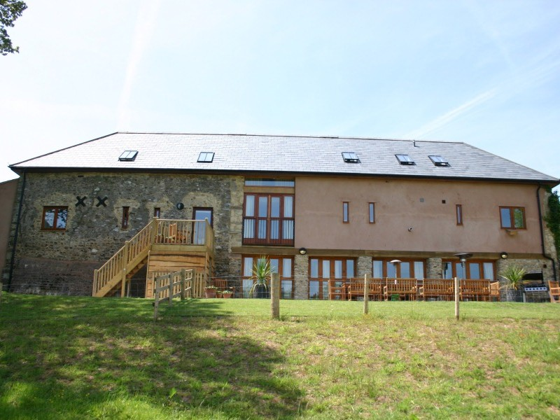Vacation Rental Winery, Higher Wiscombe