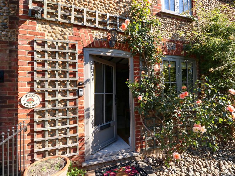 Vacation Rental Rose Cottage