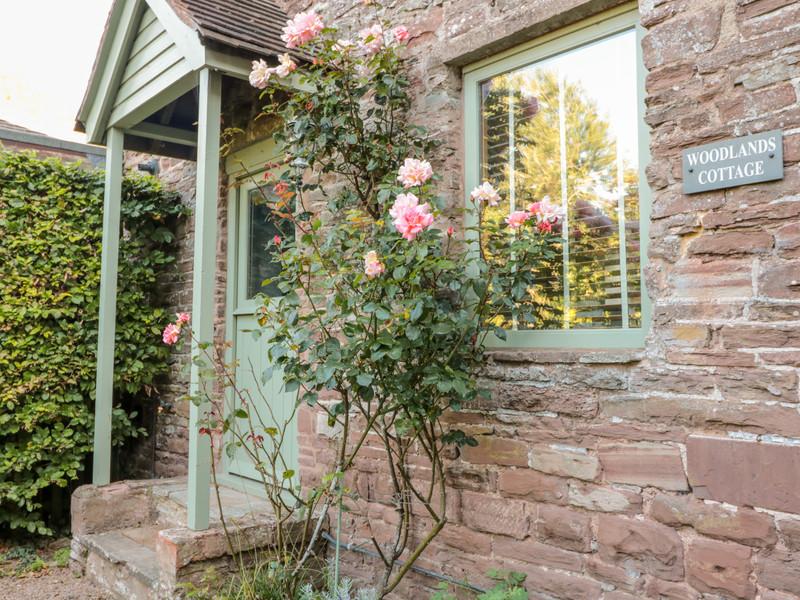 Vacation Rental Woodlands Cottage