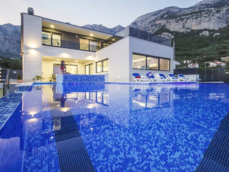 Vacation Rental Villa Ares