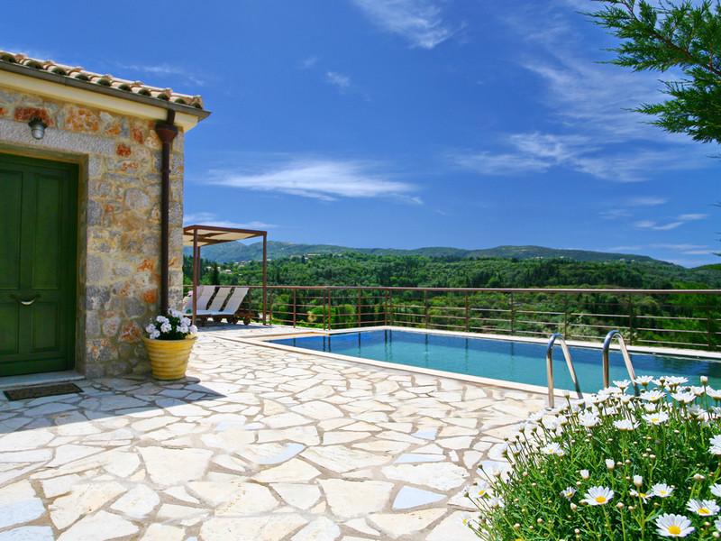 Vacation Rental Villa Martha