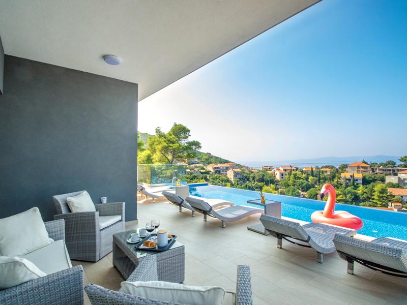 Vacation Rental Villa Prigradica
