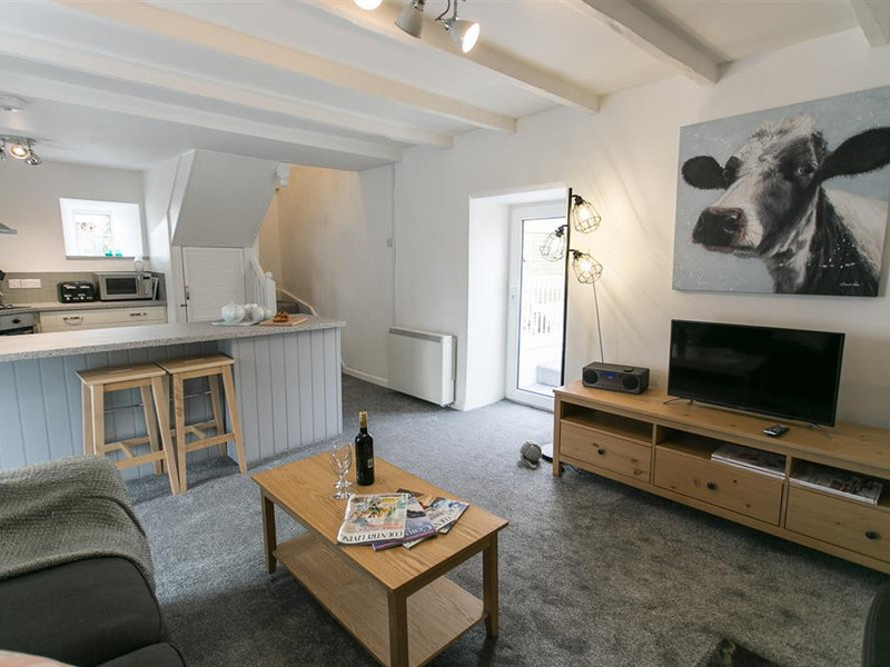 Vacation Rental Carthew Mill Cottage