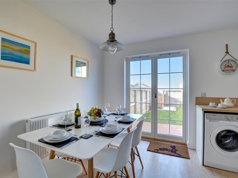 Vacation Rental Cowries, St Merryn