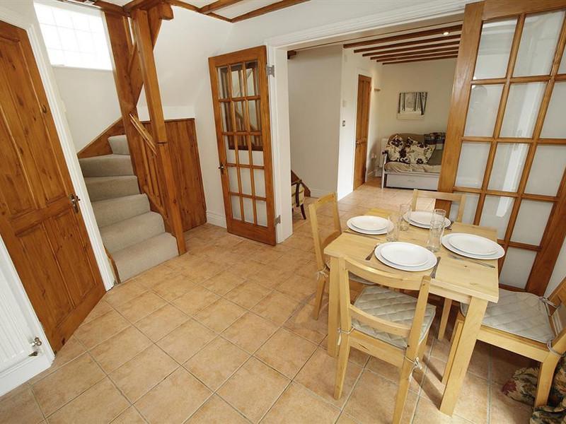 Vacation Rental Llethryd Farm Cottage Two