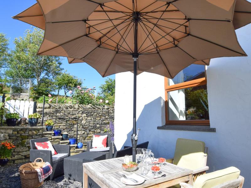 Vacation Rental Garden End Cottage