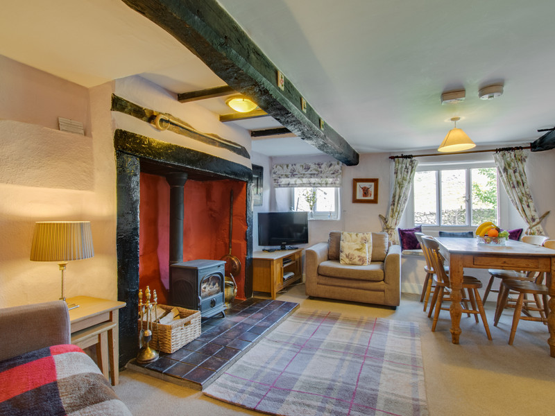 Vacation Rental Low Arnside Cottage