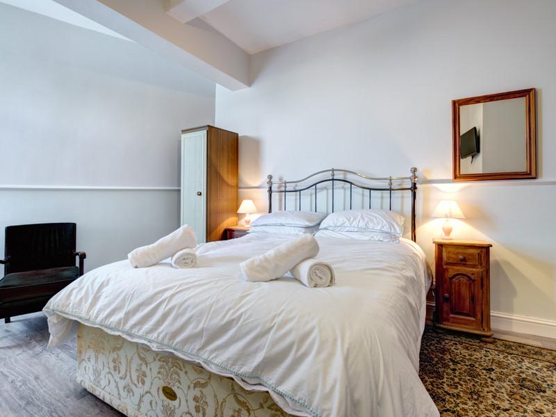 Vacation Rental Oddicombe Hall Flat 2