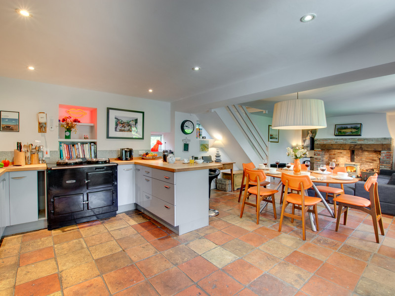 Vacation Rental Hillrise Cottage