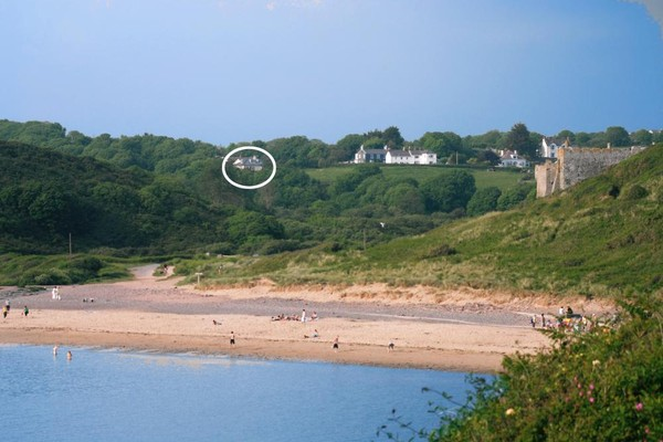 Vacation Rental Manorbier Boat House