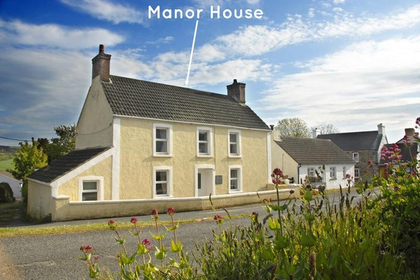Vacation Rental Manor House