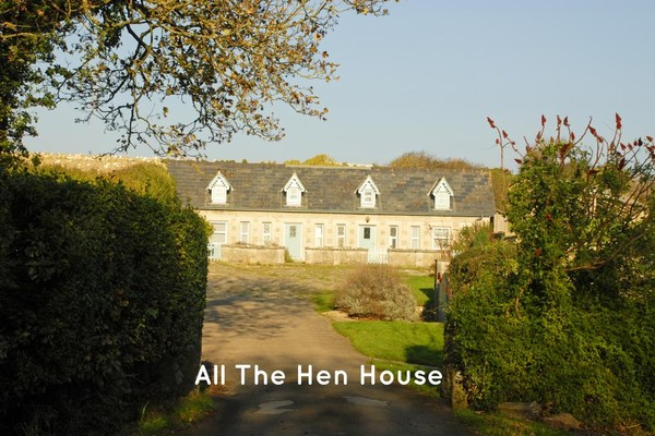 Vacation Rental The Hen House
