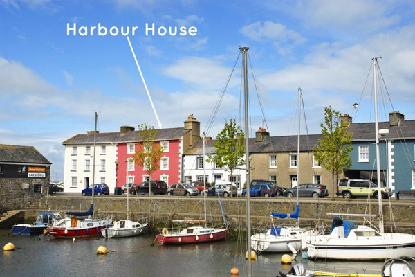 Vacation Rental Harbour House