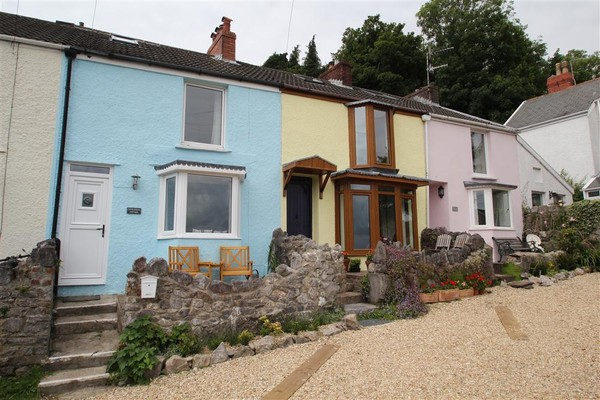 Vacation Rental Cockleshell Cottage, Mumbles