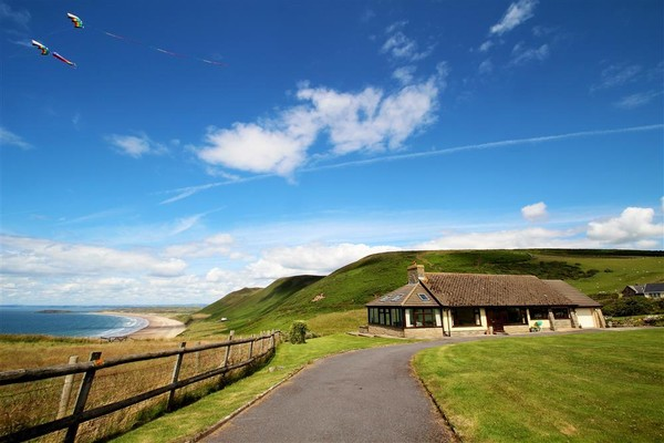 Vacation Rental Caemor, Rhossili