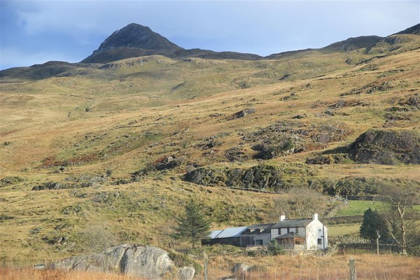 Vacation Rental Rhyd Ddu Farm Cottage