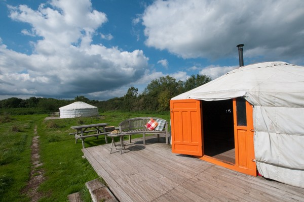 Vacation Rental Furzeclose Yurt