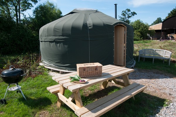 Vacation Rental Meadow Yurt