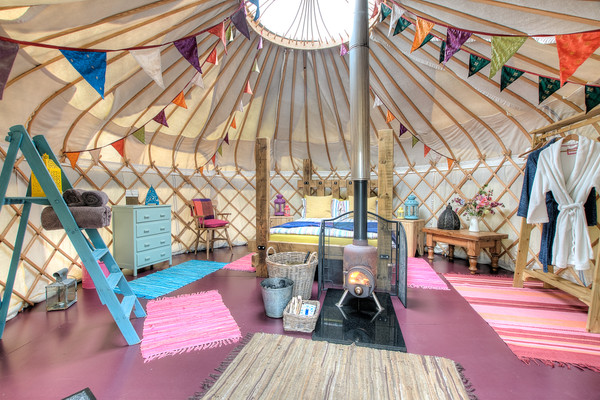 Vacation Rental Derwen Yurt