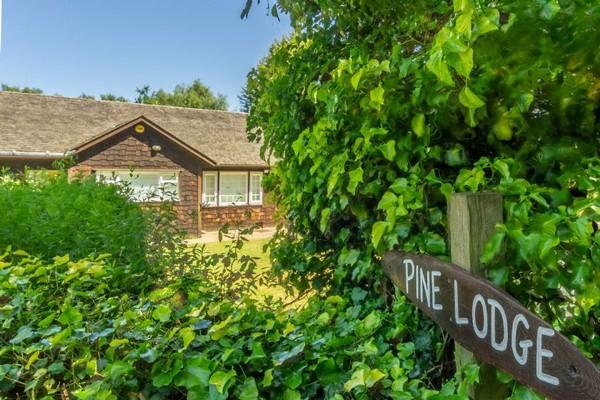 Vacation Rental Pine Lodge